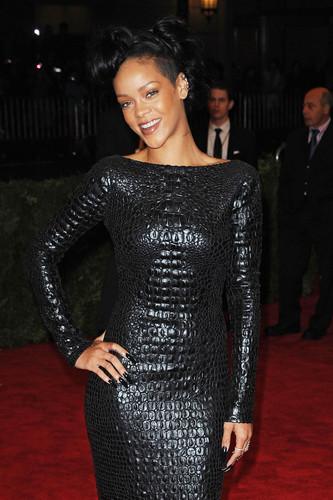 Metropolitan Museum Of Art's Costume Institute Gala In NYC [7 May 2012]