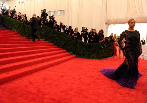 Metropolitan Museum of Art Costume Institute Gala in New York City [7 May 2012]