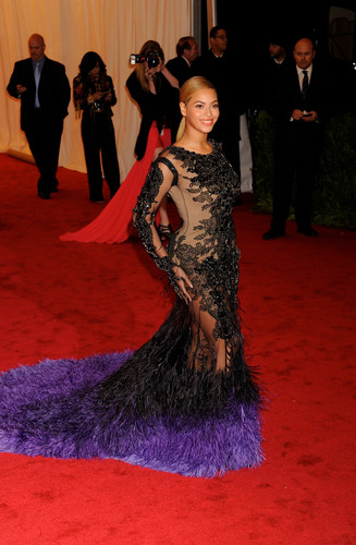 Metropolitan Museum of Art Costume Institute Gala in New York City [7 May 2012]
