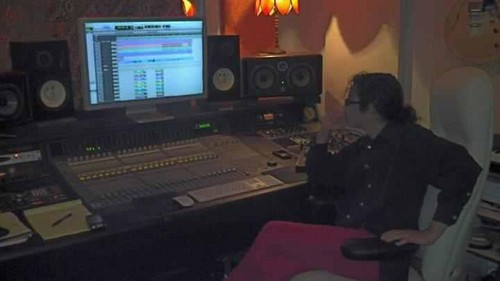Michael Jackson In the studio [2012] |BeLIEver|