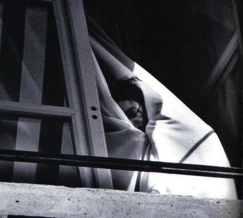 Michael in the window? :D