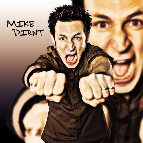 Green Day wallpaper entitled Mike Dirnt Icon (1048/1048px)