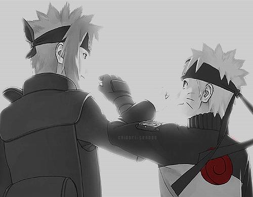 Minato & Naruto!