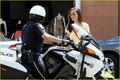 Minka Kelly & Police Officer: Beverly Hills Chat - minka-kelly photo
