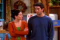 Monica and Ross