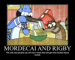Mordecai and Rigby! - regular-show Photo