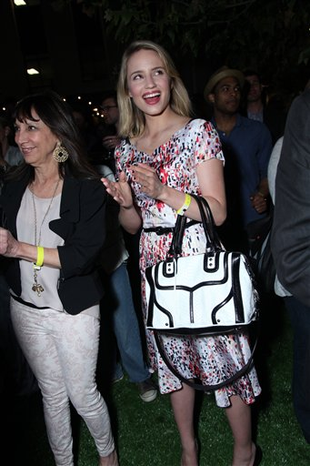 More pictures of Dianna at Spring Break 2012 Destination Education
