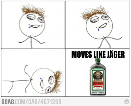 Moves like Jagger xD