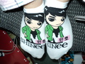 My SHINee socks :3