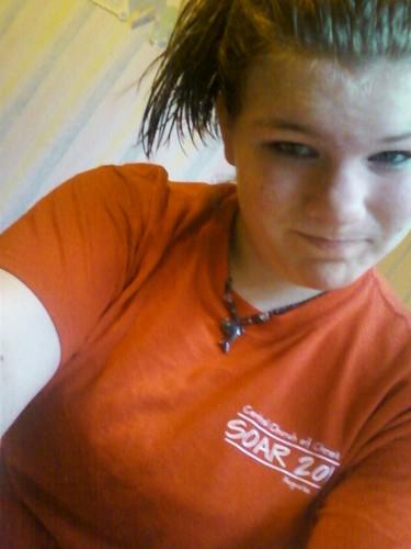 NO make up..(: <3