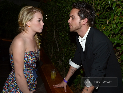 NYLON Magazine's Annual May Young Hollywood Issue party - 09/05/12.