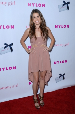 NYLON Magazine's Annual May Young Hollywood Issue party - 09/05/12. - nikki-reed Photo