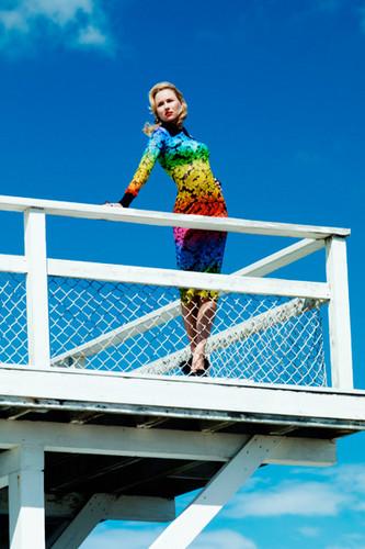 Naomi Watts - Harper's Bazaar Australia Feb. 2012