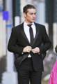 Nate - Gossip Girl - Behind the Scenes - December 01, 2011 - nate-archibald photo