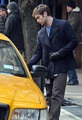 Nate - Gossip Girl - Behind the Scenes - January 11, 2012 - nate-archibald photo
