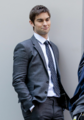 Nate - Gossip Girl - Behind the Scenes  - March 30, 2012 - nate-archibald photo