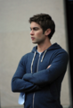Nate - Gossip Girl - Behind the Scenes - November 14, 2011 - nate-archibald photo