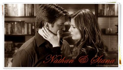 Nathan & Stana 爱情 <333