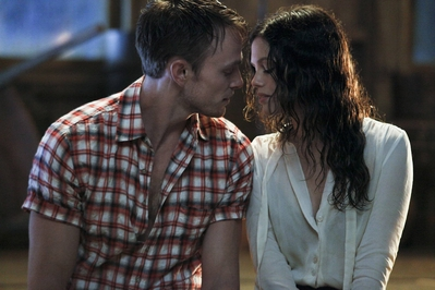"New Hart Of Dixie stills || 1x22: ""The Big Day""."