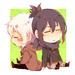 Nezumi and Shion - yaoi icon