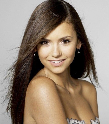 Nina Dobrev wallpaper with attractiveness, a portrait, and skin entitled Nina! <3