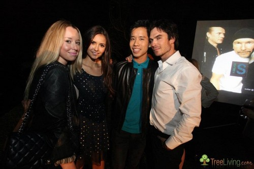 Nina & Ian ISF The Influence Affair (21.04.12)