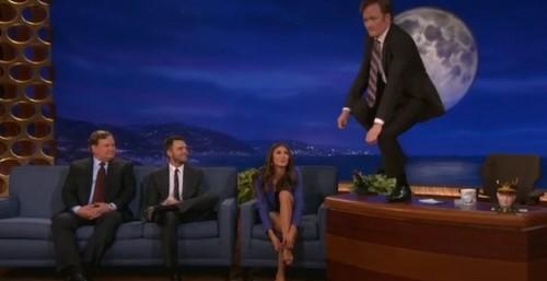Nina on Conan 09-05-11