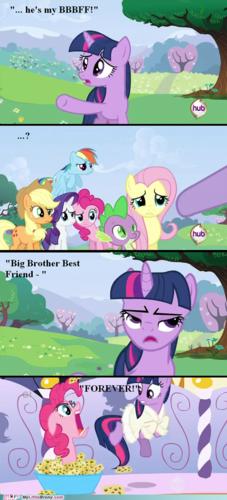 Oh Pinkie Pie
