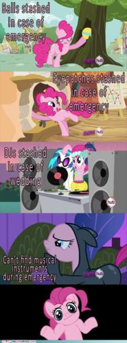 Oh Pinkie