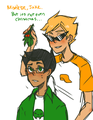 Oh look Homestuck OTP