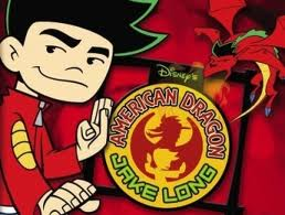 Old Дисней Channel: American Dragon: Jake Long