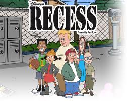 Old 迪士尼 Channel: Recess