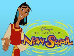 Old disney Channel: The Emperor's New School