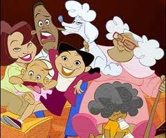 Old Disney Channel: The Proud Family