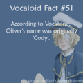 Oliver's original name~