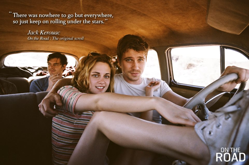 Kristen Stewart On the Road Movie