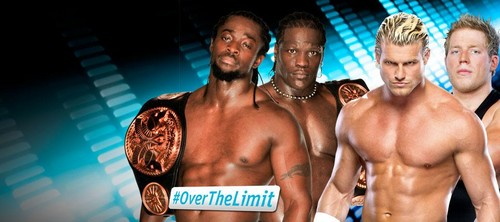 Over the Limit:Kofi Kingston and R-Truth vs Dolph Ziggler and Jack Swagger