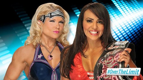 Over the Limit:Layla vs Beth Phoenix - wwe Photo