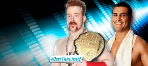 Over the Limit:Sheamus vs Alberto Del Rio