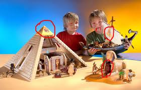PLAYMOBILE IS TOTALLY ILLUMINATI