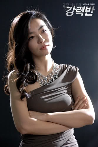 Park Sun Young as Heo Eun Young