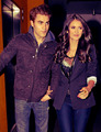 Paul & Nina - paul-wesley-and-nina-dobrev photo