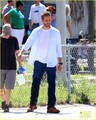 Paul Walker: Bruised Eyes on 'Hours' Set