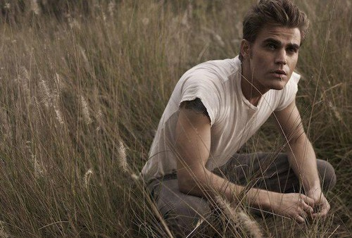 Paul Wesley wallpaper entitled Paul Wesley for People's Sexiest Man Alive 2010