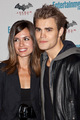 Paul and Torrey at Comic Con - Entertainment Weekly Syfy Celebration (July 23th, 2011) - paul-wesley-and-torrey-devitto photo