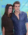 Paul and Torrey at Teen Choice Awards (August 7th, 2011)