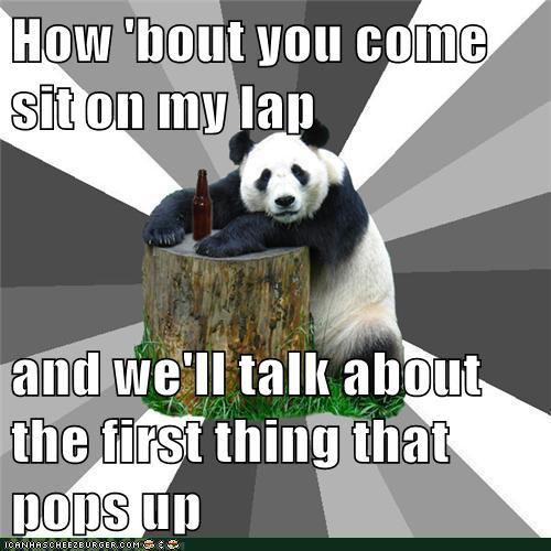 Perverted Panda