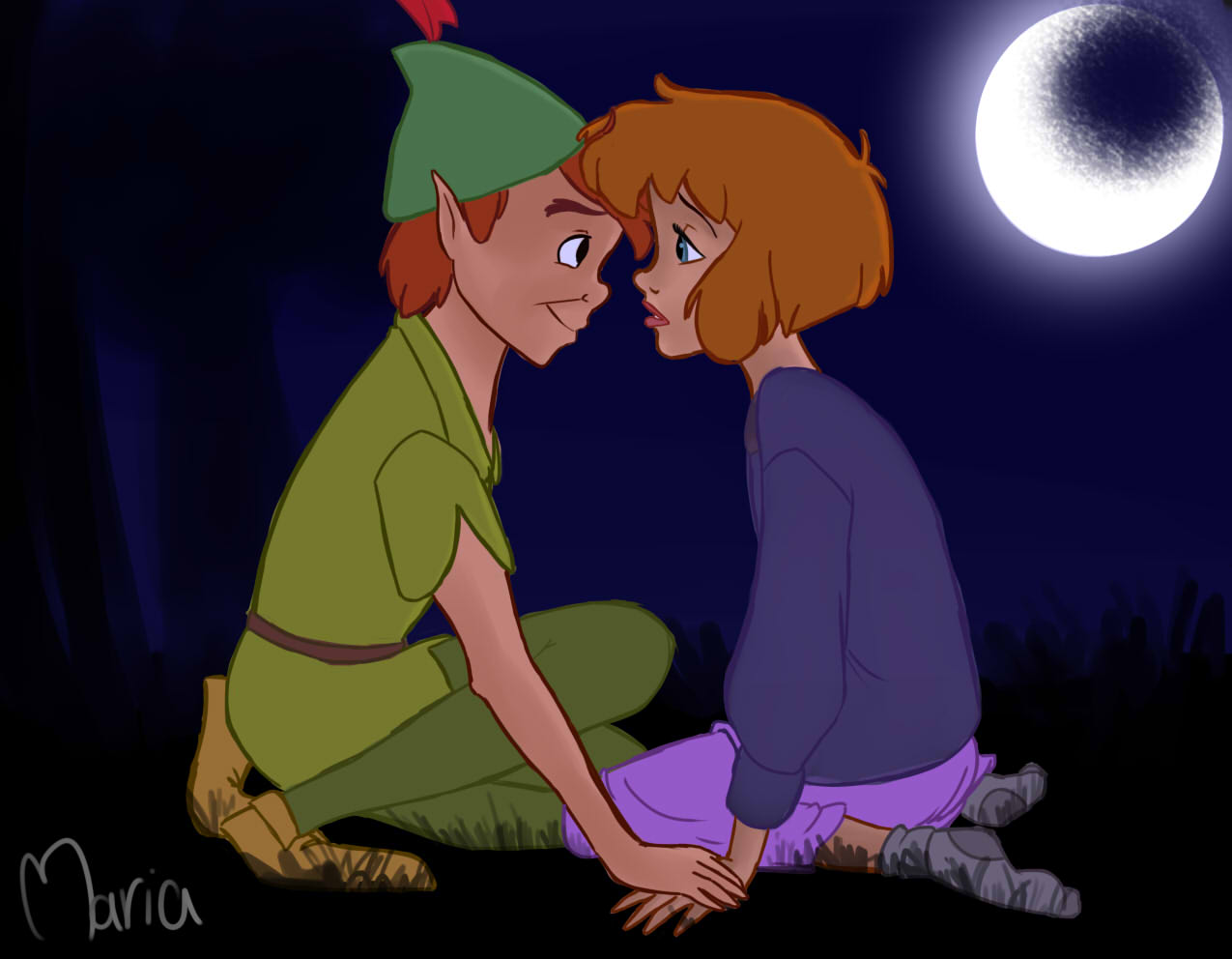 peter pan and jane relationship test
