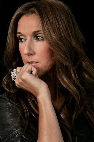 celine dion wallpaper possibly containing a portrait entitled Photoshoot In Burbank