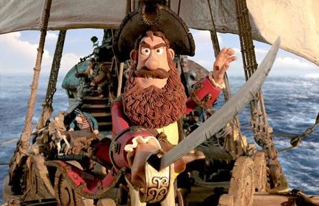 Pirates! Band of Misfits 2012 Hugh Grant